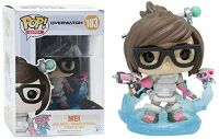 Фигурка Overwatch Funko Pop! Mei Snowball Colour (Exclusive)