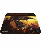 Коврик SteelSeries QcK Diablo 3 Demon Hunter