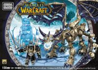 Mega Bloks World of Warcraft: Sindragosa and the Lich King Set