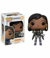 Фигурка Overwatch Funko Pop! Vinyl Titanium Pharah (Blizzard Exclusive) gray