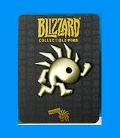 Значок 2016 Blizzcon Exclusive Murloc Blizzard Pin