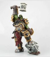 Статуэтка Варкрафт Тралл World Of Warcraft - Warchief Thrall Color Figure