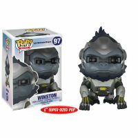 Фигурка Overwatch Funko Pop! Winston (Over-Sized) Figure