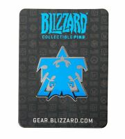 Значок 2016 Blizzcon Blizzard Collectible Pins - Terran Logo Pin