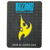 Значок 2016 Blizzcon Blizzard Collectible Pins - Protoss Logo Pin