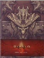 Книга Diablo III: Book of Cain by Deckard Cain (Книга Каина) Твёрдый переплёт (Eng)