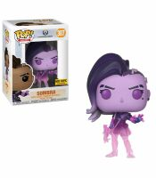 Фигурка Overwatch Funko Pop! Sombra #307 (Hot Topic Exclusive)