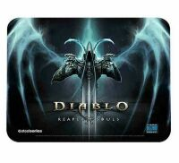 Коврик SteelSeries QcK Mouse Pad: D3 - Reaper of Souls