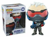 Фигурка Overwatch Funko Pop - Soldier: 76 (China edition)