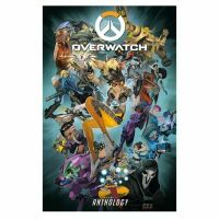 Книга Overwatch: Anthology Volume 1 Hardcover Edition (Твёрдый переплёт) (Eng)