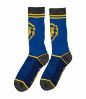 Носки Альянс Mens Alliance World of Warcraft Gamer Crew Socks