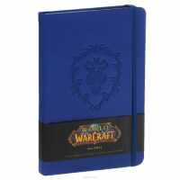 Блокнот World of Warcraft Alliance Journal - Ruled (Hardcover)