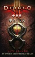 Книга   Diablo III: The Order - Paperback Edition (Мягкий переплёт) (Eng)