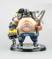 Статуэтка Overwatch ROADHOG Statue Color Figure 24 см