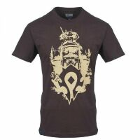 Футболка World of Warcraft Horde Tee Gamescom (мужск., размер L)