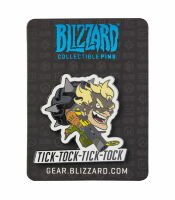 Значок Blizzard Collectible Pins - Cute But Deadly Junkrat Pin