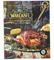 Книга World of Warcraft: The Official Cookbook (мягкий переплёт) (Eng)