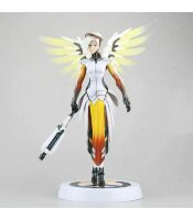 Статуэтка Overwatch Mercy Statue Color Figure 30 см