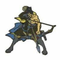 Значок 2017 Blizzcon Blizzard Collectibles Pins - Series 4 - HANZO