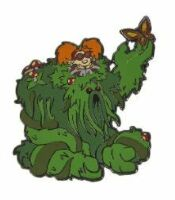 Значок 2017 Blizzcon Blizzard Collectibles Pins - Series 4 - Nemsy Necrofizzle