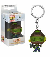 Брелок - Funko Pocket Pop! Overwatch Keychain - Lucio