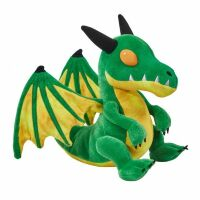 Мягкая игрушка World of Warcraft Emerald Whelpling Plush