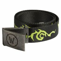 Ремень + Пряжка World of Warcraft Legion Logo Belt