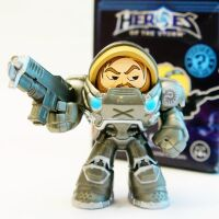 Мини фигурка Heroes of the Storm Funko Mystery Minis - Jim Raynor Patriot Variant