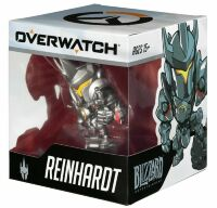 Мини фигурка Cute But Deadly Overwatch - Reinhardt