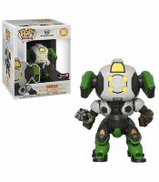 "Фигурка Funko Pop: Overwatch - 6"" Orisa Figure (GameStop Exclusive)"