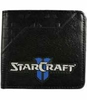 Кошелёк -  Starсraft 2 Crest Leather Wallet