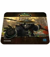 Коврик STEELSERIES QcK  World of Warcraft: Pandaren Monk