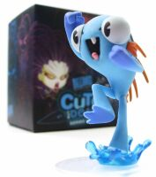 Мини фигурка Cute But Deadly Blind Vinyl - Murloc blue
