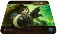 Коврик    SteelSeries QcK Mousepad Pandaren Forest Edition