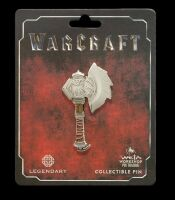 Значок collectible Pin WARCRAFT AXE OF DUROTAN