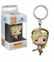 Брелок - Funko Pocket Pop! Overwatch Keychain - Mercy